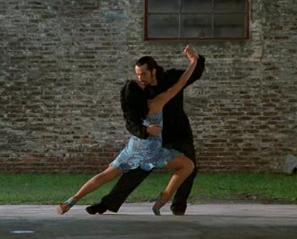 Geraldine Rojas y Pablo Veron - Una emocion